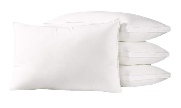 Price Mistake: 4 Pack King Size Luxury Pillows for $39.99 $39.98