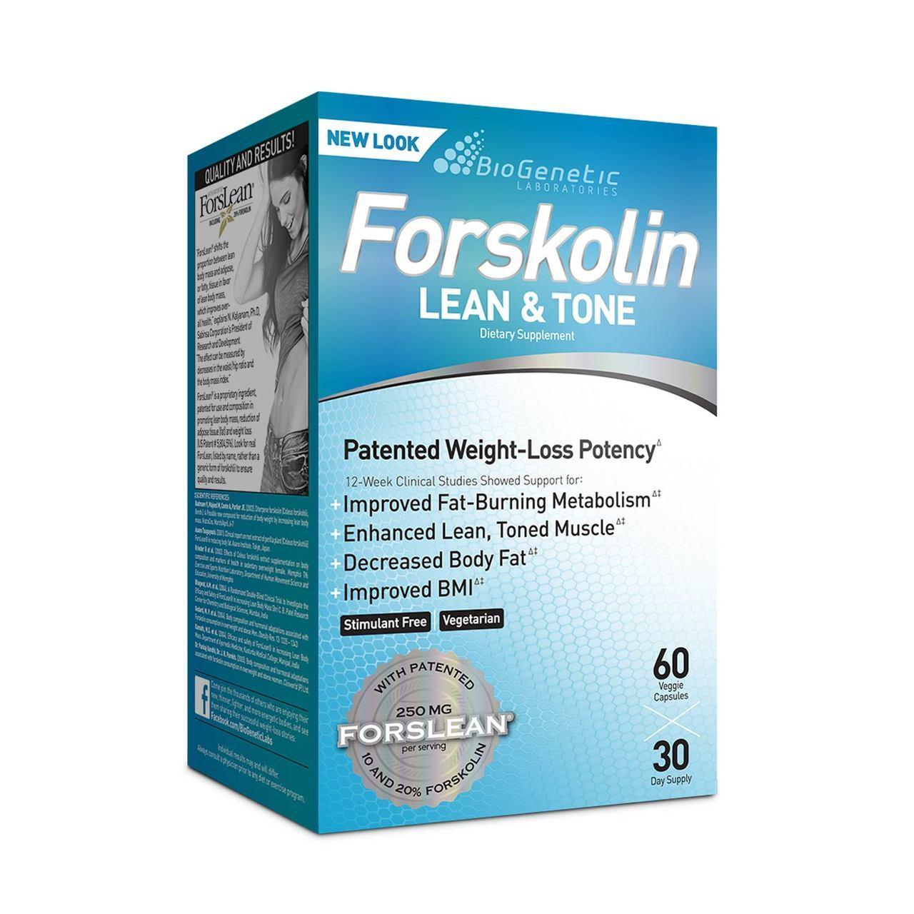 10$ off Forskolin Lean & Tone Supplements $19.99