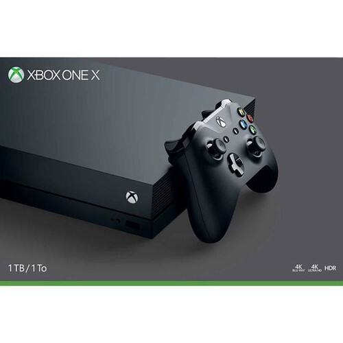 Xbox One X 1TB Console + extra controller $450 shipped