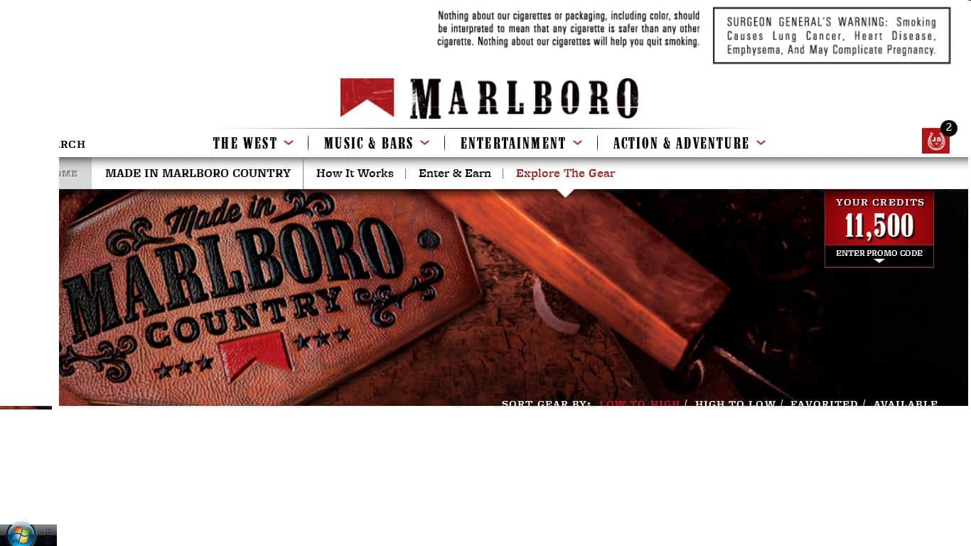 marlboro giveaway made in marlboro country sweepstakes enter to earn ends 4353