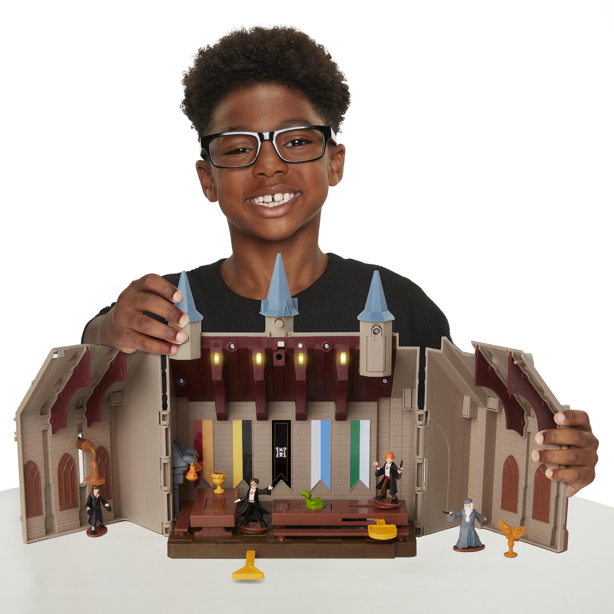 Harry Potter Hogwart's Great Hall Deluxe Mini Playset @Walmart $9.99