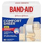 Target 240 count Band-Aid® Assorted Sheer Strip Bandages + free First Aid Bag for $7.47 free store pickup