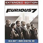 Pre-order Furious 7 Blu-ray/DVD + $10 GC for $22.99 @Target