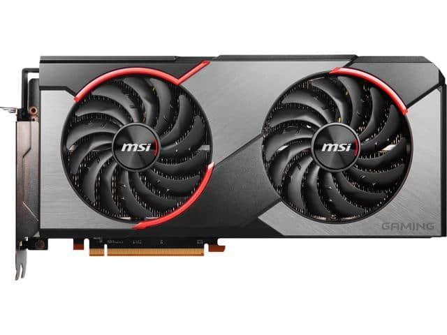 MSI Radeon RX 5700 XT DirectX 12 GAMING X $389.99 ($429.99-$20.00 w/code VGASAV43X -$20.00 MIR) +Borderlands 3 or Ghost Recon Breakpoint + 3 months of Xbox Game Pass