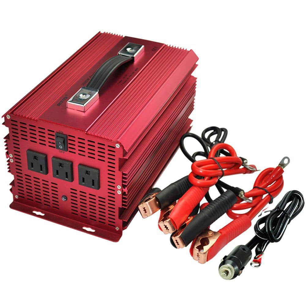 Bestek Car Power Inverter Sale 20%-26% off $99