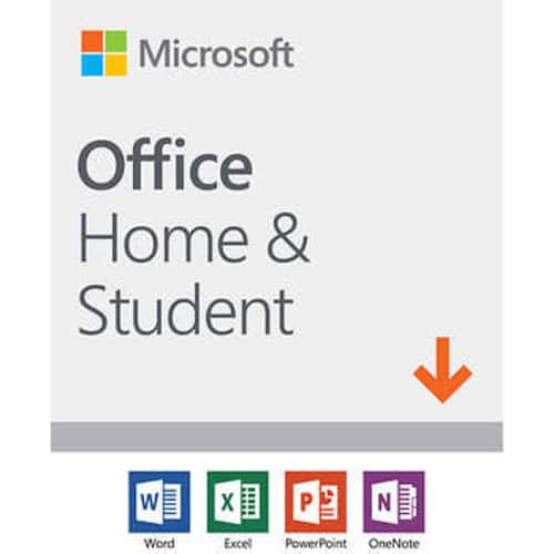 Microsoft Office Home and Student 2019 (E-Delivery) $84.99