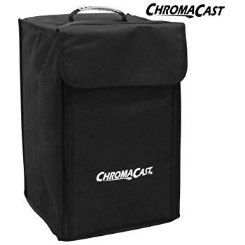 ChromaCast Large Cajon Bag/Backpack - Cheap board game transport option, FSSS/Prime $14.88
