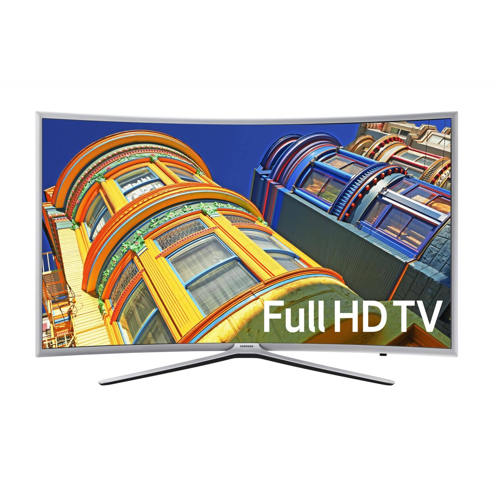 "YMMV: Walmart BM Samsung 55"" 6250 Series - Curved HD LED TV 1080p UN55K6250A $290-$349 List $1,099"