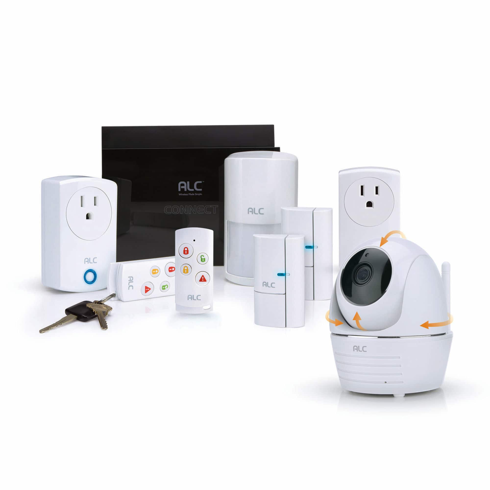 BJ's Wholesale Wireless Security System with 1080p Camera $189.99