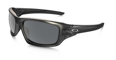 Oakley Valve sunglasses Grey Black Iridium Polarized OO9236-06 $56.39 Ebay.com