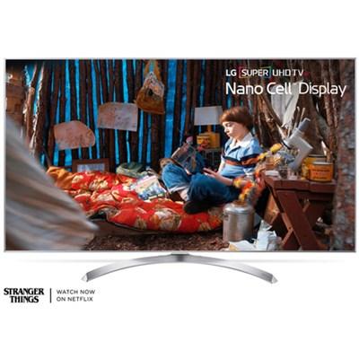 "LG 65"" 4K 120Hz HDR Smart TV $997 Shipped - Model 65SJ8000"