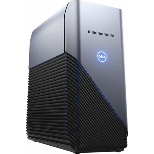 Dell Inspiron Gaming PC Desktop AMD Ryzen 7 2700 Processor, 16GB DRAM, 1TB HDD, AMD Radeon RX 580 4GB GDDR5 Graphics Card, Windows 10 64-bit, Blue LED $695.05