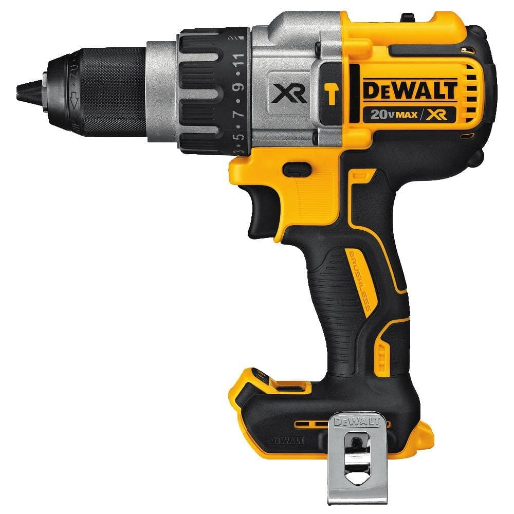 Dewalt DCD996B 20-Volt MAX XR Lithium-Ion Cordless 1/2 in. Premium Brushless Hammer Drill (Tool-Only) (YMMW) - $80.00