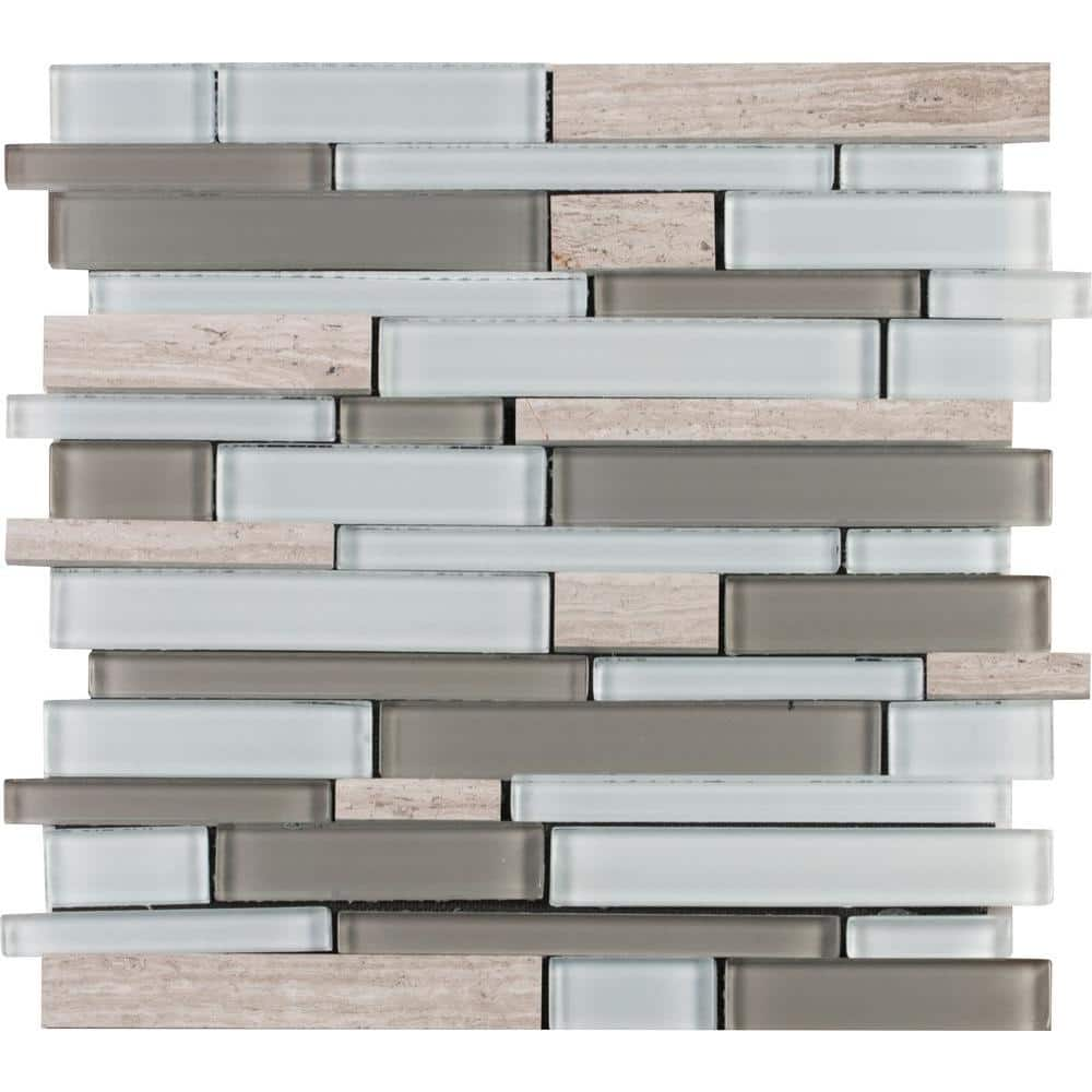 Home Depot B&M - MS International Mosaic Tiles $19.95 for 5 sq. ft. case or $3.99 per sq.ft