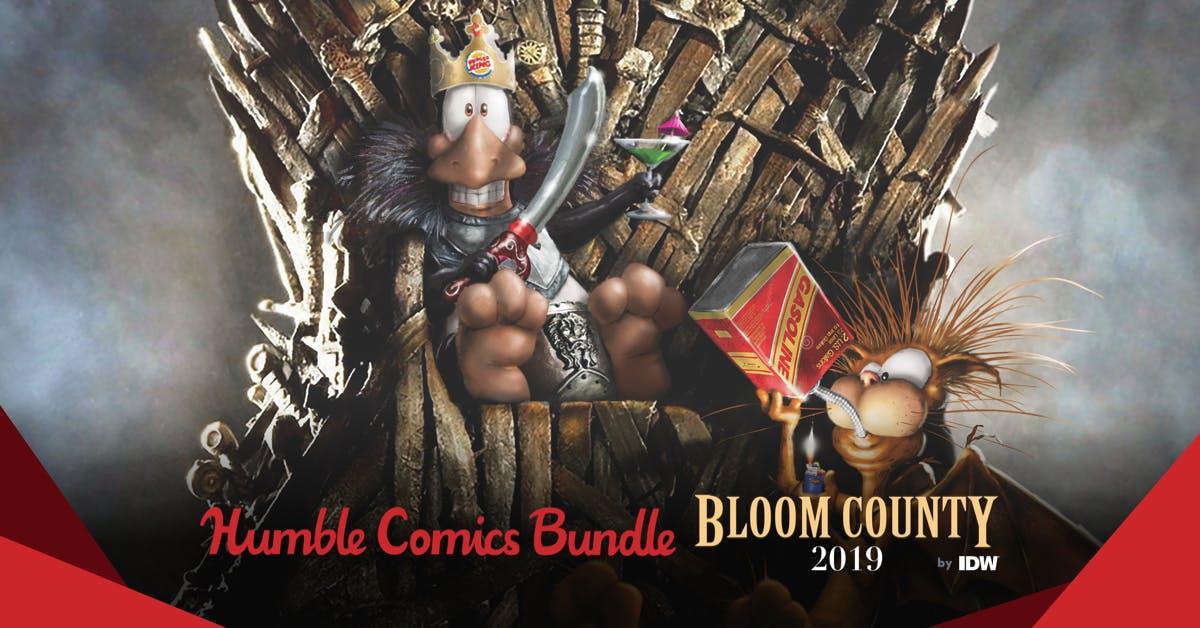 Bloom County Complete Digital Set - $15