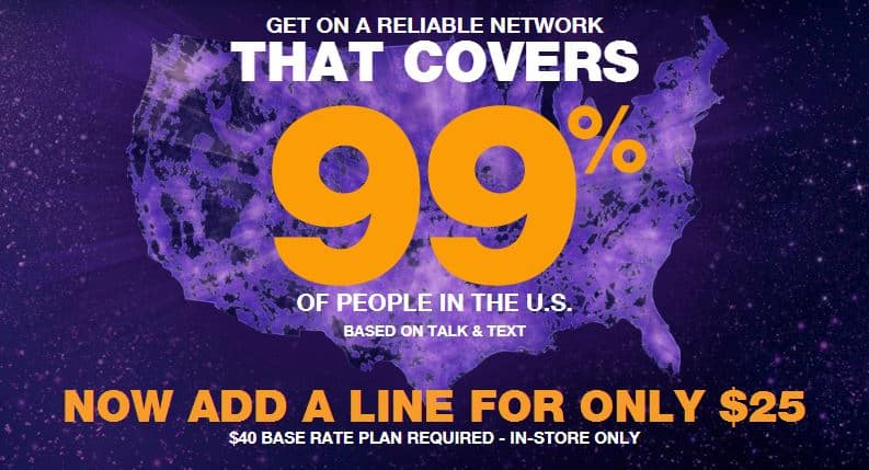 MetroPCS 2 lines for $65 with 6GB/line + Free LG K20 Plus (32GB) with port-in