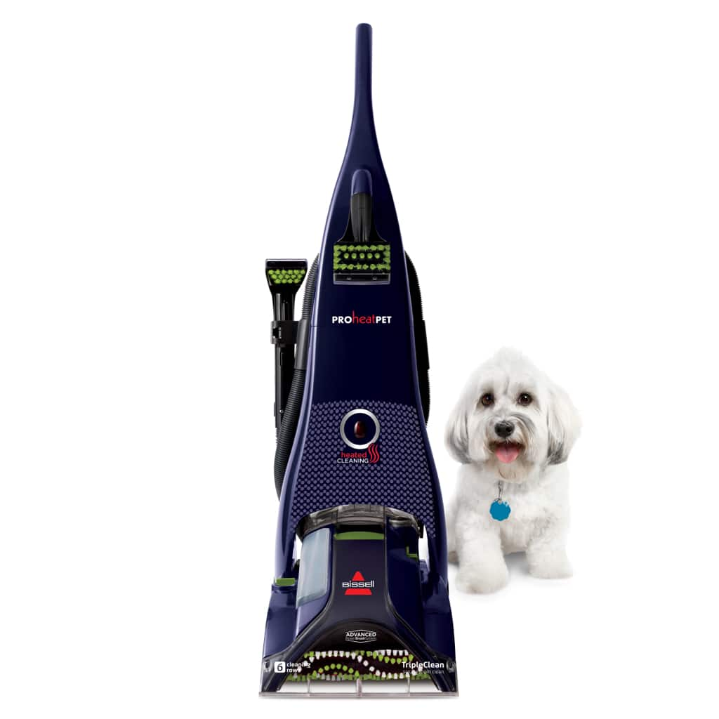 BISSELL ProHeat Pet Advanced Full-Size Carpet Cleaner, 1799