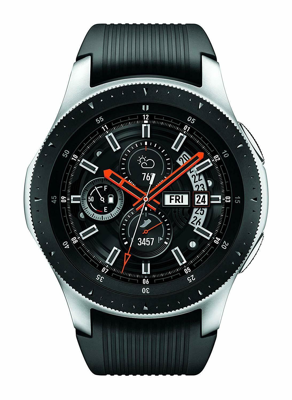 Samsung Galaxy Watch (46mm) - Bluetooth - Silver $94.99