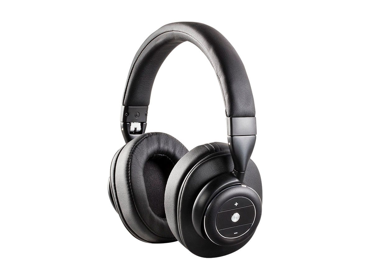 Monoprice SonicSolace Active Noise Cancelling Bluetooth Wireless Over The Ear Headphones: $49.99 and Free Shipping