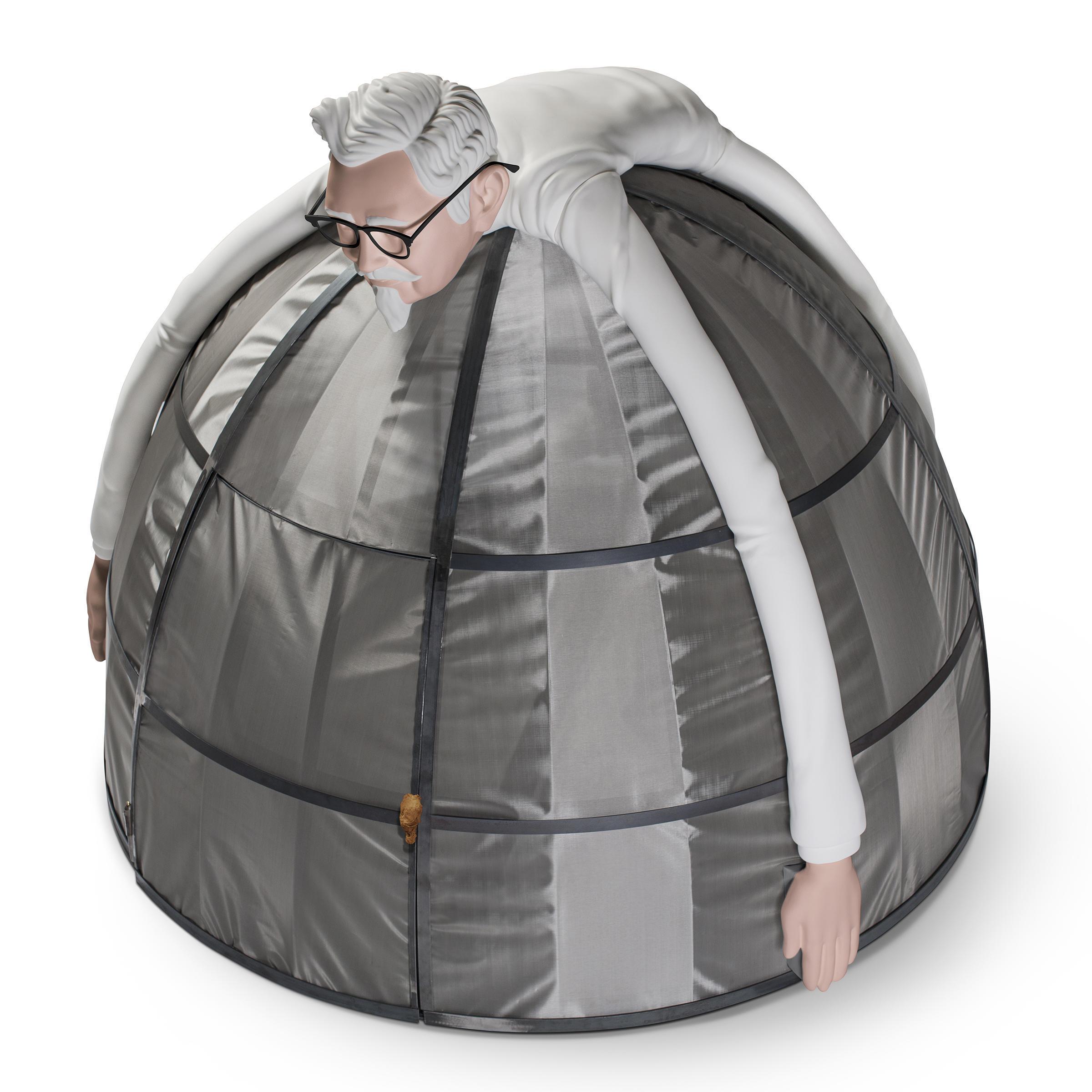 KFC Internet Escape Pod HALF OFF $5000