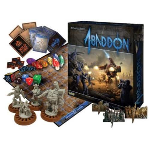 Abaddon Board Game - Amazon $13.99