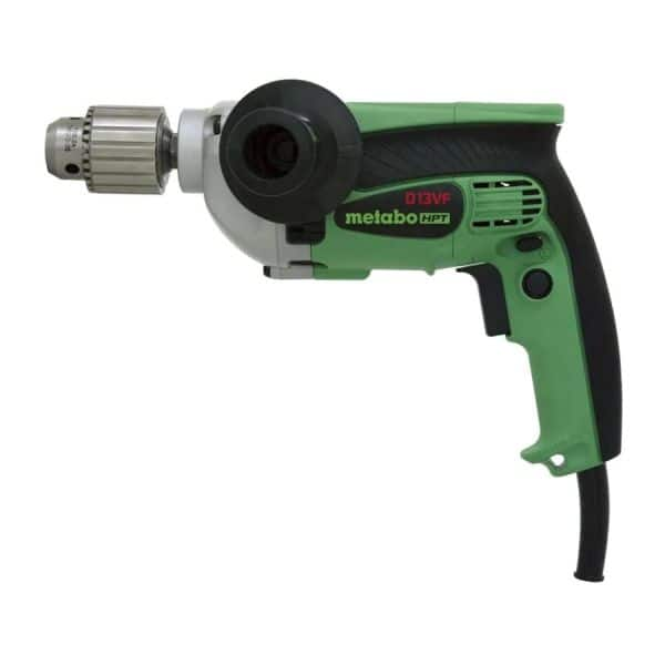 """Metabo (Hitachi) 9a 1/2"""" corded drill $35.99 in Store YMMV CLEARANCE"""