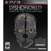 Amazon Deal: Dishonored Game of the Year Edition $14.99 PS3/360 @ GameStop