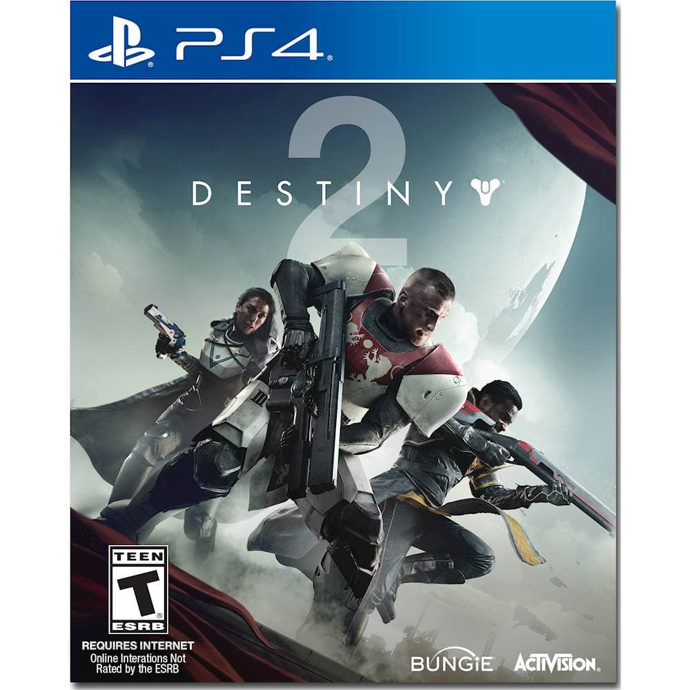 Destiny 2 PS4/XB1 $9.99/$7.99 with GCU @ Best Buy