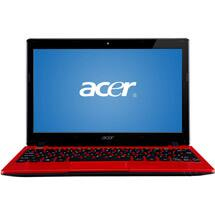 "Acer Red 11.6"" AO725-0687 Laptop PC with AMD Dual-Core C-70 Accelerated Processor and Windows 8 Operating System $198 @ Walmart B&M"