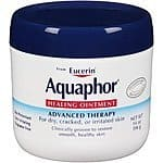 Aquaphor Healing Ointment, Dry, Cracked and Irritated Skin Protectant, 14 Ounce - $7.55 or less after S&S and 25% Coupon
