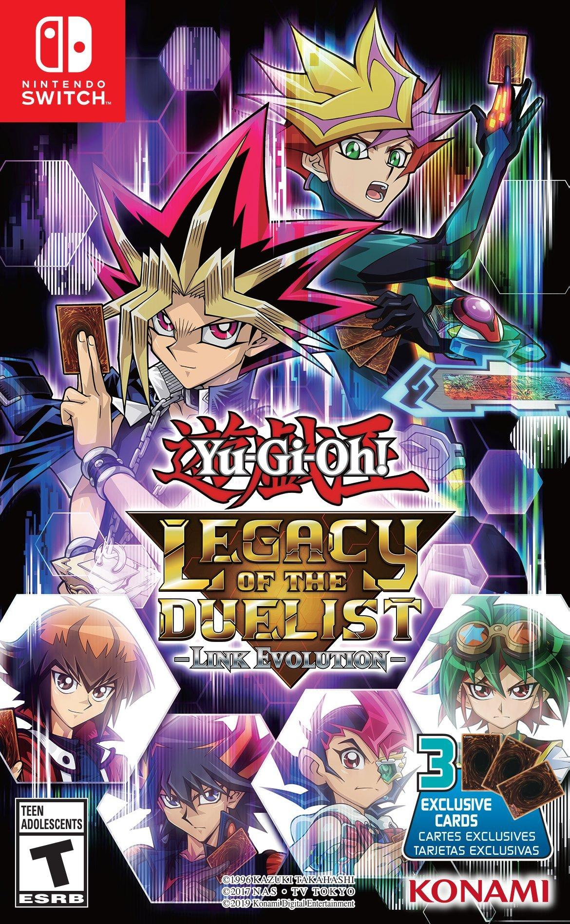Yu-Gi-Oh! Legacy of the Duelist Link Evolution $25