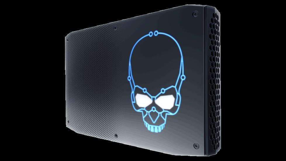 Barebones Intel Hades NUC NUC8i7HVK $886.50 AC