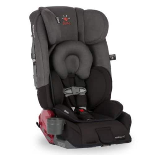 Diono Radian RXT All-In-One Convertible Car Seat in Shadow for $225 @ Amazon