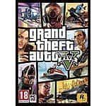 Grand Theft Auto V (PC Digital Download) $33.99 or Less