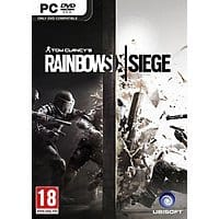 CDKeys Deal: Tom Clancy's Rainbow Six Siege Pre-Order (PC Digital Download) $32.15 or Less
