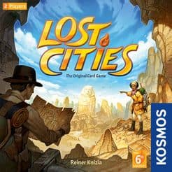Lost Cities card game Target 8.69 $8.69