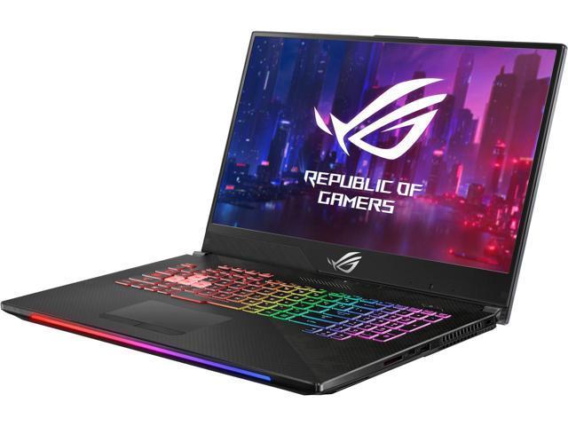 """ASUS ROG Strix SCAR II Gaming Laptop, 17.3"""" 144 Hz IPS-Type Full HD, NVIDIA GeForce RTX 2070 8 GB $1399.99"""