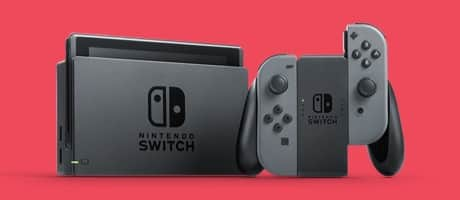 Nintendo Switch Grey Factory Refurbished $234.74 after code + free shipping