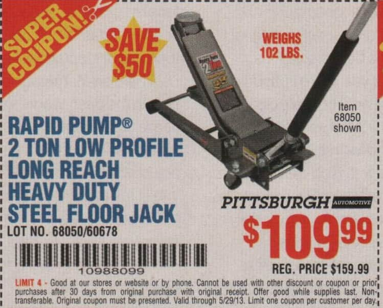 Harbor freight 25 coupon slickdeals