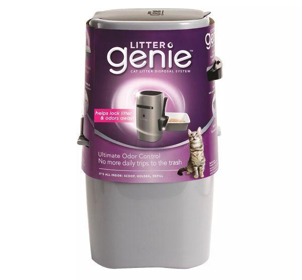 Target B&M- Litter Genie Cat Litter Disposal System $0 24 AC