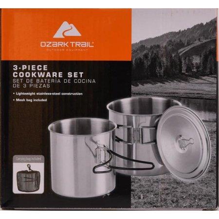 Ozark Trail Cookware Set $4.06+Tax (Clearance)