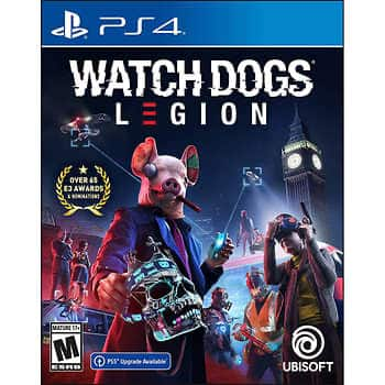 Watch Dogs Legion for PS4/PS5  - $24.99