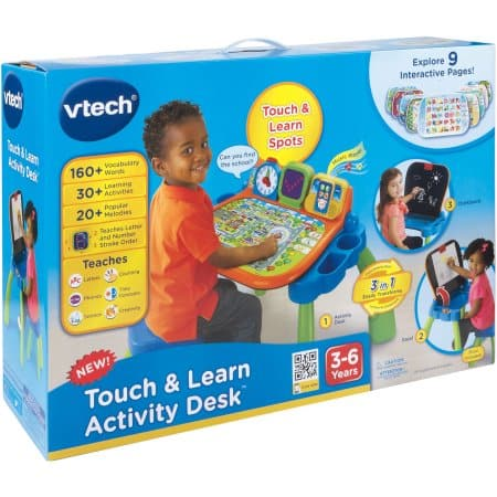 Vtech Clearance: Touch & Learn Activity Desk $25.00 in-store Walmart (YMMV)