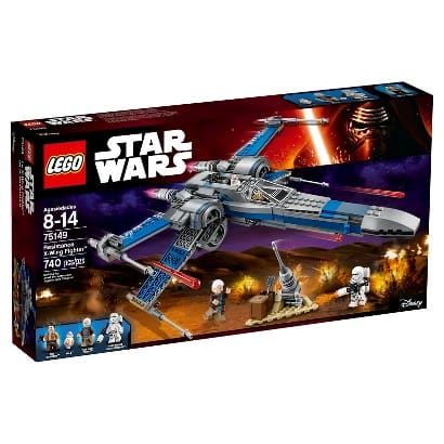 Lego Resistance X Wing 75149 $42 at Target YMMV and More Lego Deals