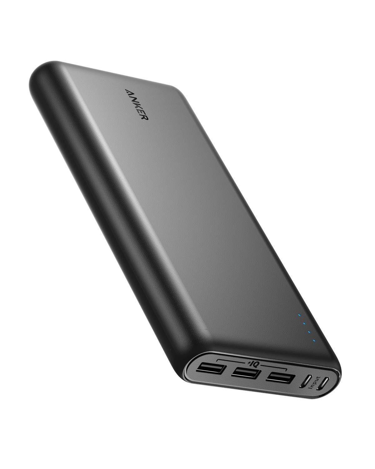 Anker PowerCore 26800 Portable Charger, 26800mAh External Battery with Dual Input Port and Double-Speed Recharging, 3 USB Ports 36% OFF $42.5