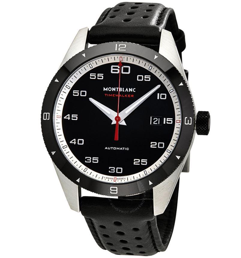 Men's Montblanc Timewalker Automatic Watch $995 or less