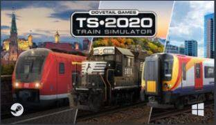 Train Simulator 2020 Bundle as low as $1 on Humble Bundle