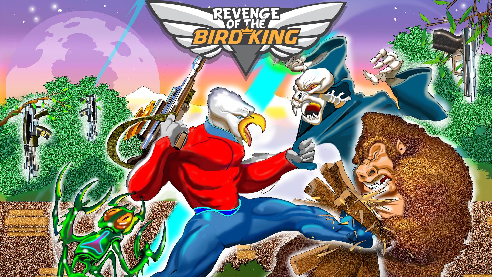 Nintendo eShop Revenge of the Bird King $0.01