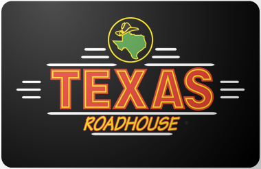 Cardcash: Extra 5% Off Select Restaurants:Texas Roadhouse $50 for $41.28, Dunkin Donuts $50 for $31.93, Red Robin $50 for $41.18, More