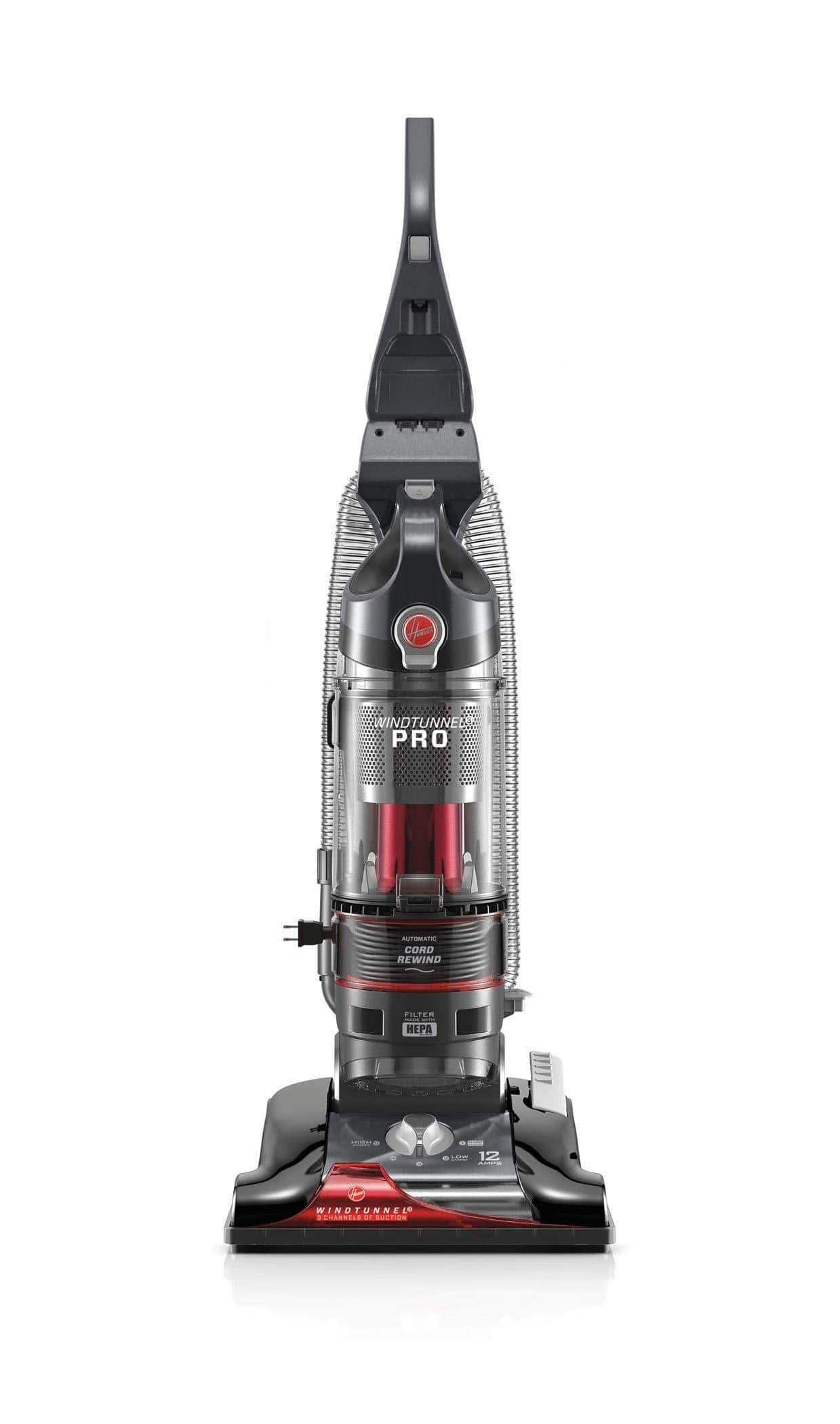 Hoover Windtunnel 3 Pro Bagless Upright Vacuum (refurbished) $32 shipped